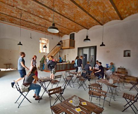 Otevřené dveře v Pivovaru Sedlec