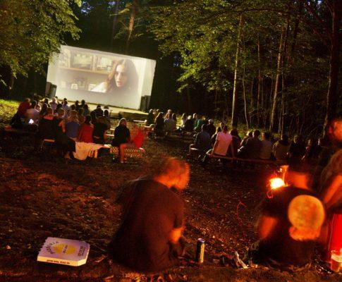 Lesní kino – S láskou Rosie