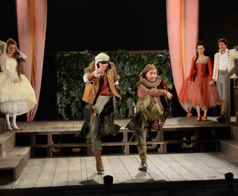 Shakespeare – Mnoho povyku pro nic
