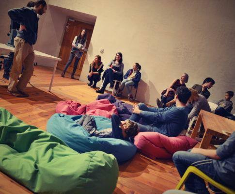 Workshop principů pohyblivého obrazu